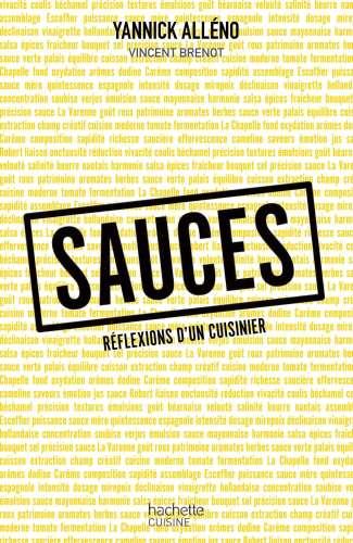 Couverture Sauces